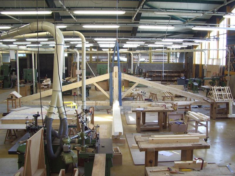 Bac Pro Technicien Constructeur Bois (TCB) en apprentissage Lycée professionnel Toussaint  # Bac Pro Technicien Constructeur Bois